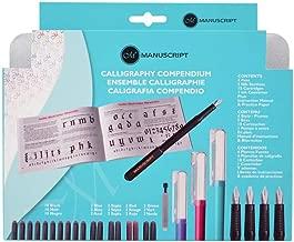 Manuscript MAN-MC150 Calligraphy Compendium Set