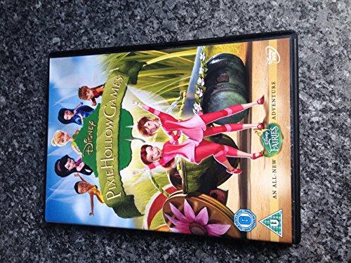 Disney Pixie Hollow Games