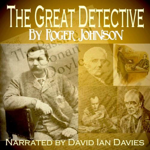 The Great Detective audiobook cover art