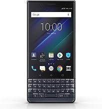 BlackBerry KEY2 LE GSM Unlocked Android Smartphone, 64GB, 13MP Rear Dual Camera, Android 8.1 Oreo (U.S. Warranty) – Slate
