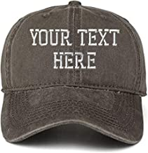 wangguoan Embroidered Hat GIVER Embroidery Baseball Cap Hip Hop Hat Baseball Hats Embroidery Dad Hat Black
