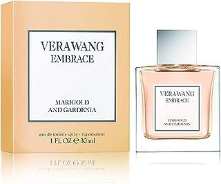 Sponsored Ad - Vera Wang Embrace Eau de Toilette Spray for Women, Marigold & Gardenia, 1 fl. oz.