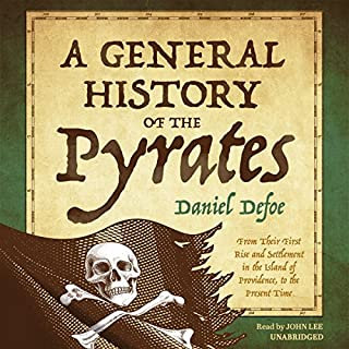 A General History of the Pyrates cover art