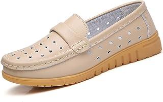 esBeige Mocasines Zapatos Amazon Complementos PlanosY 34jRq5AL