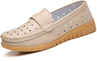 Complementos Mocasines Amazon PlanosY Zapatos esBeige 0Xnk8wOP