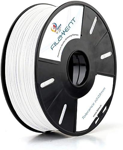 3idea PLA 3d Filament 1.75mm (White, 1kg)