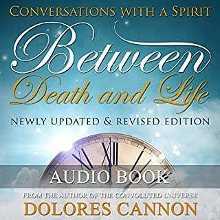 Between Death and Life audiobook cover art