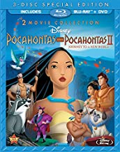 Pocahontas: Two-Movie Collection (Pocahontas / Pocahontas II: Journey To A New World)Special Edition