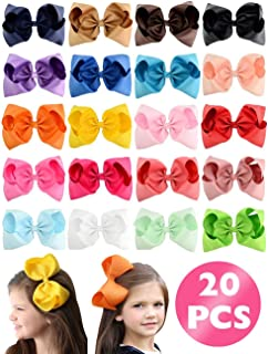 Best large alligator clips for hair bows Reviews