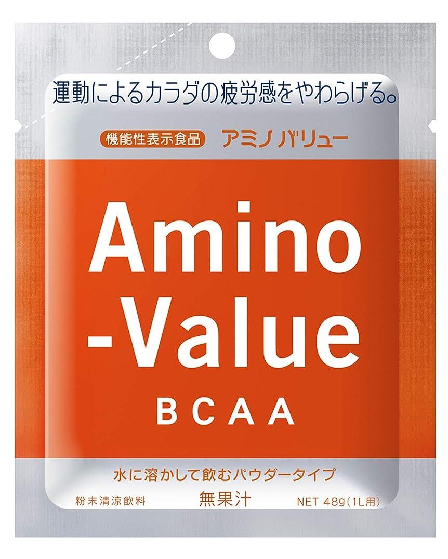 エンディング合併症酒大塚製薬 アミノバリュー パウダー8000 1L用 (48G)×5袋×20箱 [機能性表示食品]
