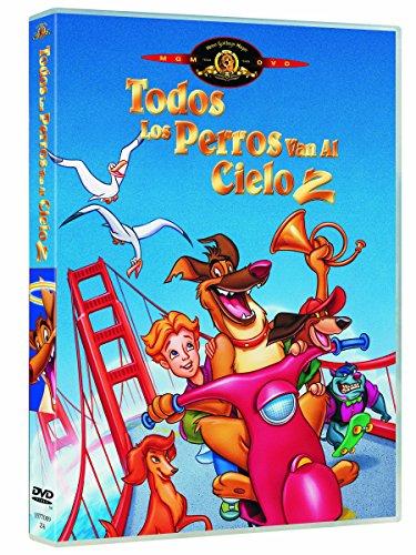 Todos Los Perros Van Al Cielo 2 [DVD]