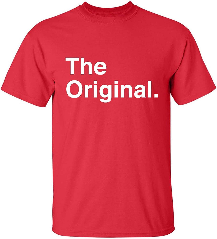 The Original Adult Short Sleeve T-Shirt