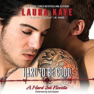 Hard to Be Good audiobook cover art
