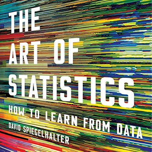 The Art of Statistics audiobook cover art