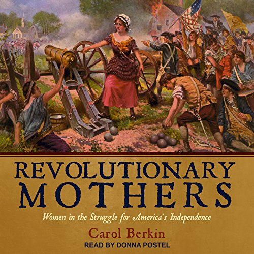 Revolutionary Mothers cover art