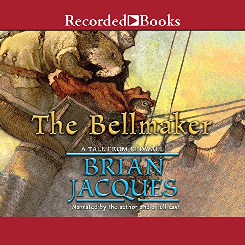 The Bellmaker audiobook cover art