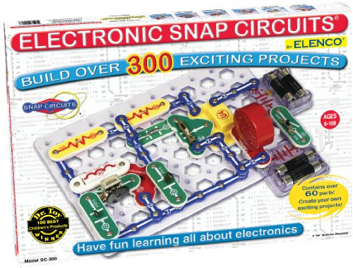 Snap Circuits Classic Electronic Kit