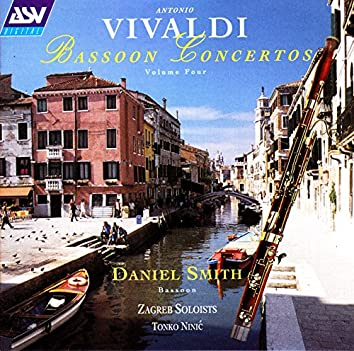 Vivaldi: Bassoon Concertos Vol.4