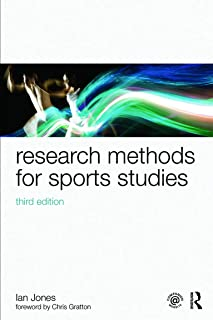 Research Methods for Sports Studies: Third Edition