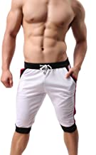 ONEFIT Men's Fashion Sports Pants Summer Thin Section Pants Capri Pants Shorts