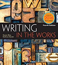 Best writing in the works 2016 mla update Reviews