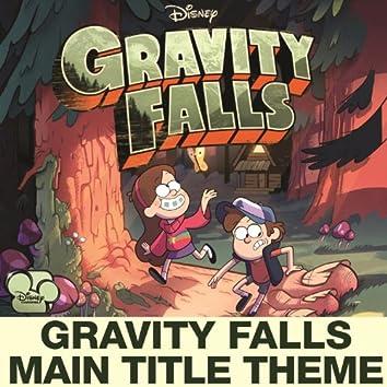 "Gravity Falls Main Title Theme (from ""Gravity Falls"")"