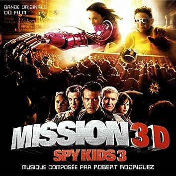 Spy Kids 3 Mission 3D (Bande originale du film)