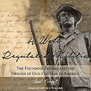 A Well-Regulated Militia audiobook cover art