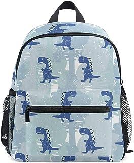 Cute Backpack Schoolbag Dino Scandinavian Style for Kid's Toddler Children