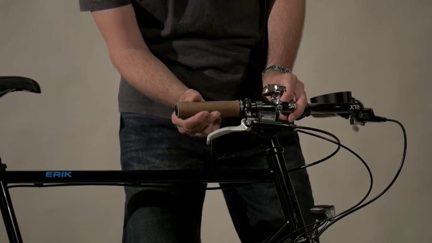 Bike A Mile Ergon Grips Ergon Bike Grips Ergon GA3 Ergon GA2 Ergon GA2 Fat Bicycle Grips with Reflective Armband
