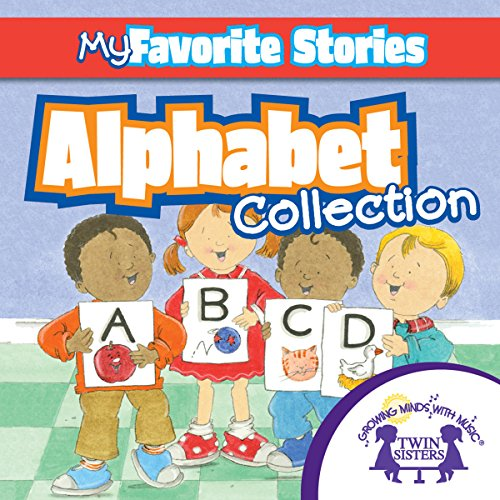 Kids Favorite Stories: Alphabet Collection audiobook cover art