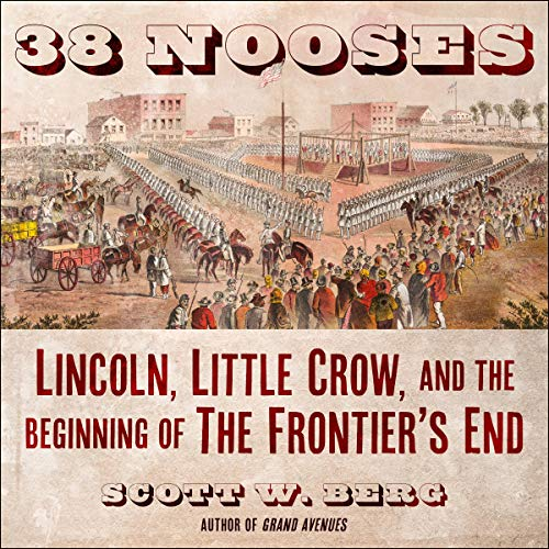 38 Nooses audiobook cover art