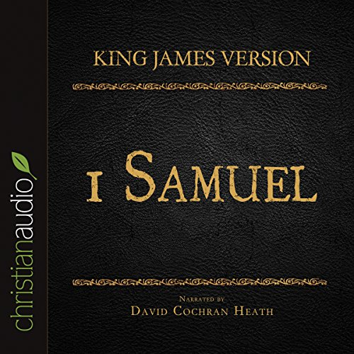 Holy Bible in Audio - King James Version: 1 Samuel audiobook cover art