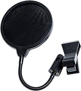 GRANPRO ポップガード ポップブロッカー ノイズ防止 直径12cm クリップ強化版 【邦ロック音楽雑誌GIGS掲載モデル】