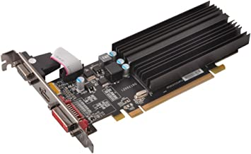 XFX HD-645X-ZQH2 Radeon HD 6450 Graphic Card - 650 MHz Core - 1 GB DDR3 SDRAM - PCI Express 2.1 x16Low-profile. RADEON HD6450 PCIE 1GB DDR3 VGA DVI HDMI 650M V-CARD. 1066 MHz Memory Clock - 2560 x 1600 - Passive Cooler - DirectX 11.0, OpenGL 4.1 - HDMI - DVI - VGA