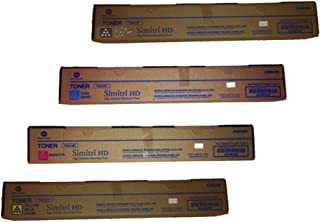Konica Minolta TN512 Standard Yield Toner Cartridge Set