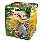 JBL UV-Spot plus 61839 UV-Spotstrahler mit Tageslichtspektrum Licht UV-B Wärme, E27, 160 W