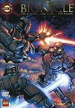 Glatorian: Bionicle #6 VF ; DC comic book