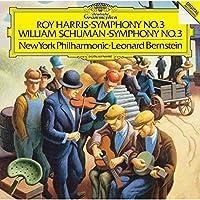 Harris: Symphony No.3 / W.Schuman by Leonard Bernstein (2015-09-23)