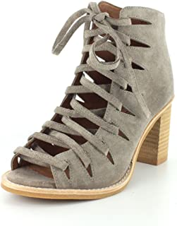 Jeffrey Campbell Women's Corwin Lace Up Booties