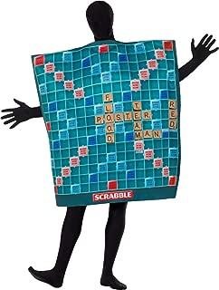 Smiffys Scrabble Board Costume Fancy Dress M