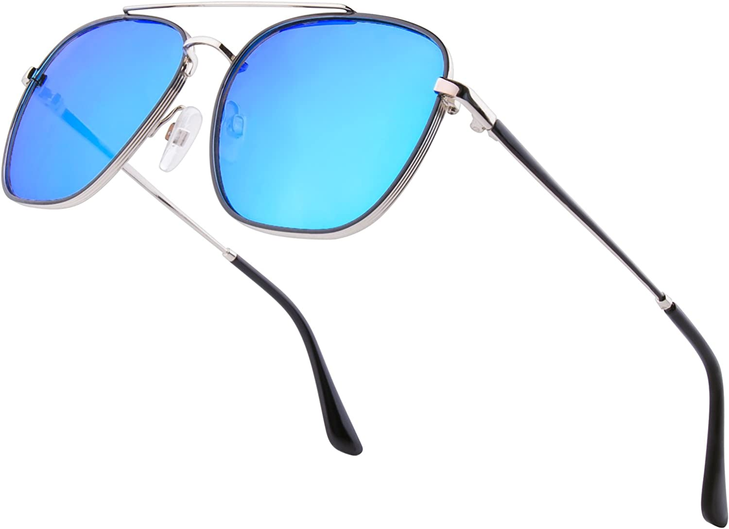 LUXEAR Sunglasses for Men Women Polarized UV 400 Protection Fash
