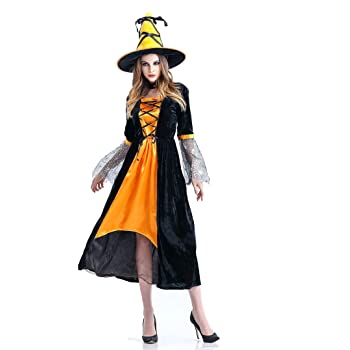 魔女 仮装 ハロウィン