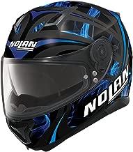 Nolan N87 MOTOGP Matte Black Helmet size 2X-Large