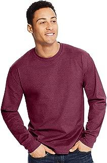 Hanes Mens X-Temp Long-Sleeve T-Shirt (O5716)