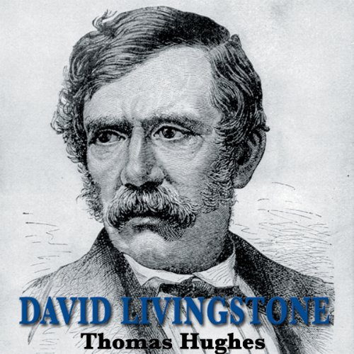 David Livingstone audiobook cover art