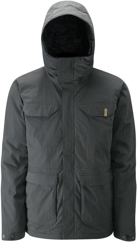 Rab Escape Refuge Parka Jacket Medium Anthracite