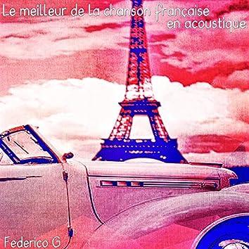 Le meilleur de la chanson française en acoustique