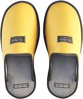 Zapatillas de estar por casa Hombre y Mujer slippers para Verano e Invierno Pantuflas Cómodas, Resistentes, Transpirables de interior Suave
