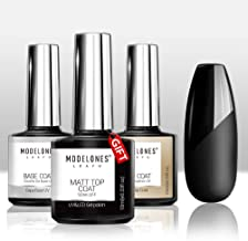 Best can gel nail polish be matte Reviews